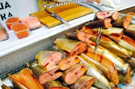 Оптовая продажа рыбы и деликатесов